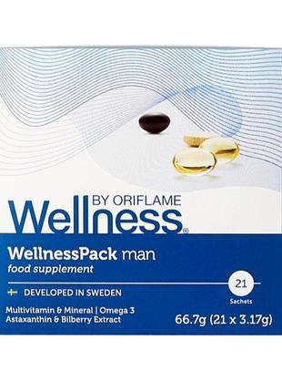 Wellness pack для чоловіків