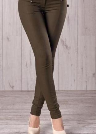 Новые идеальные базовые брюки