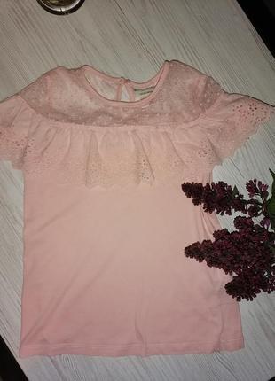 Блуза кружево сетка