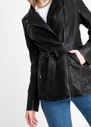 Черная куртка косуха!!!все размеры3 фото