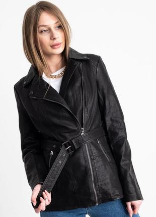 Черная куртка косуха!!!все размеры2 фото