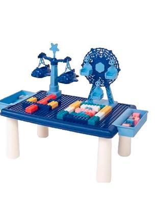 Столик для конструктора 69 единиц