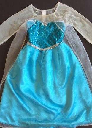 d5c8d4f68 Карнавальное платье эльзы холодное сердце на 3-5 лет, цена - 400 грн ...