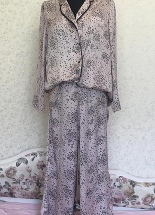 Пижама комплект для дома 🛋☕️💫