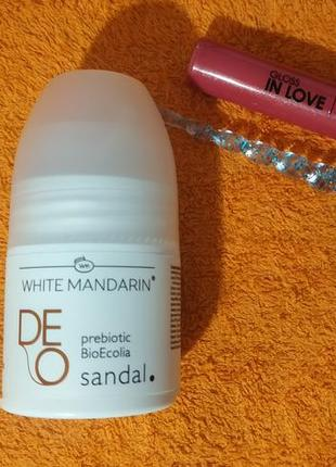 Натуральний дезодорант wm