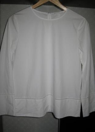 Блуза из хлопка  cos