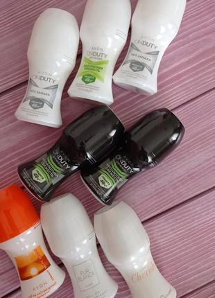 Avon шариковые дезодоранты, 50 мл