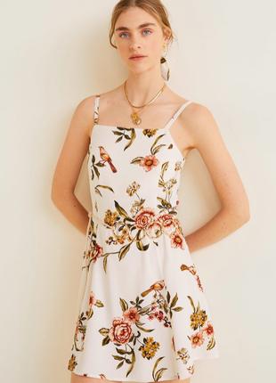 Легка літня сукня mango
