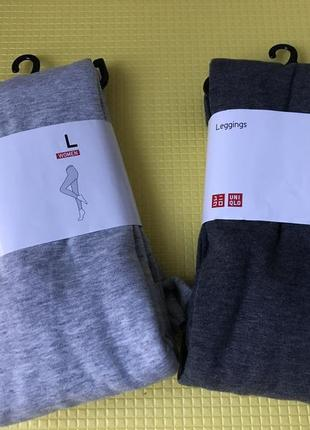 Uniqlo leggings, легінси2 фото
