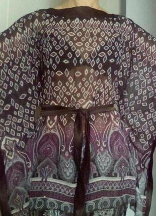 Красивая блузка туника