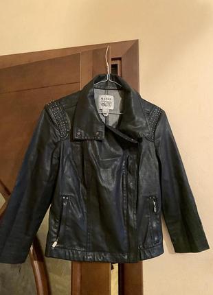 Модная куртка mango