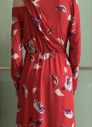 Червона сукня плаття by very p.122 фото