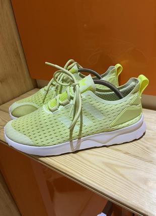 Кроссовки adidas zx flux 38 размер адидас