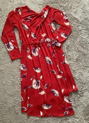 Червона сукня плаття by very p.123 фото