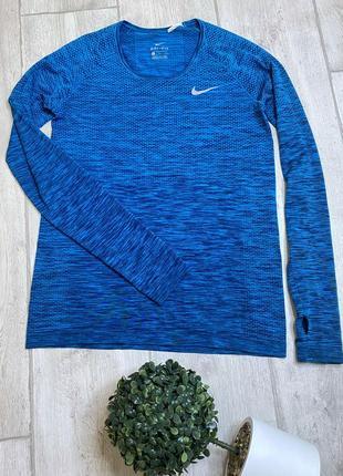 Жіноча термо кофта nike pro-fit для занять спортом