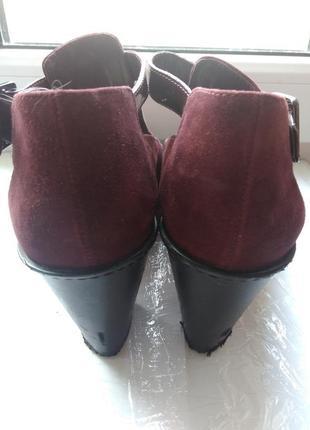 Элегантные ботинки clarks2 фото