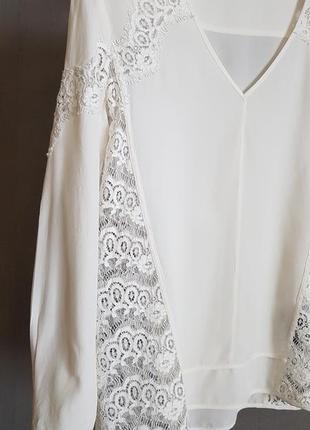 Роскошная шелковая блуза блузка the kooples(zadig)3 фото