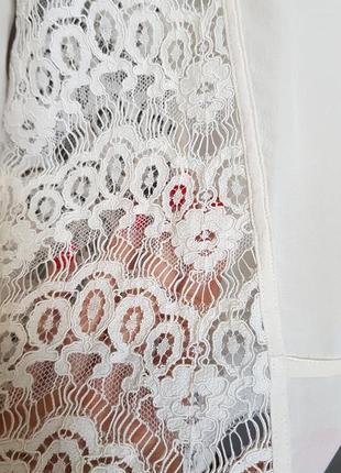 Роскошная шелковая блуза блузка the kooples(zadig)8 фото