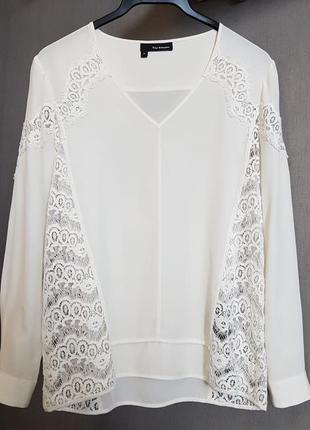 Роскошная шелковая блуза блузка the kooples(zadig)1 фото