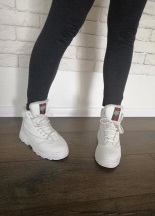 Кроссовки , ботинки зима