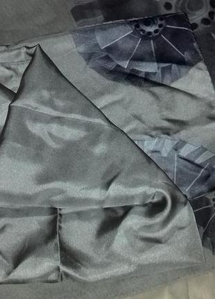 Набор: два новых шелковых платка.3 фото