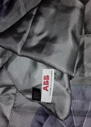 Набор: два новых шелковых платка.4 фото