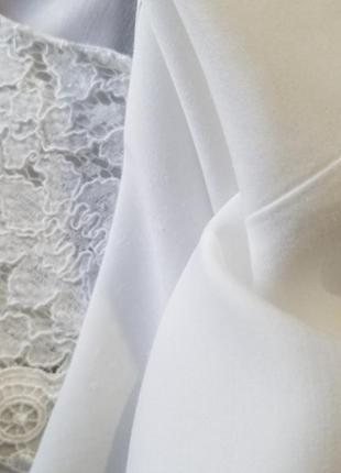 Винтаж блуза ретро кружева5 фото