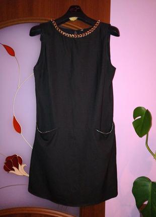 Платье с цепью1 фото