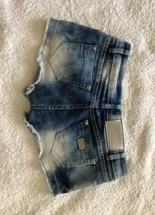 Джинсовые шорты (джинс)5 фото