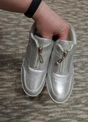 Женские сникерсы, кеды, туфли 37-38 размер2 фото