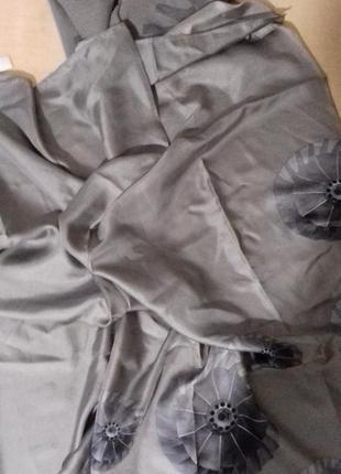 Набор: два новых шелковых платка.6 фото
