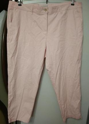 Укороченный брючки, штаны,  размер 54-561 фото
