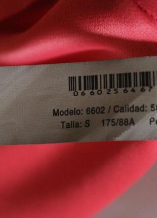 Massimo dutti новое платье сарафан с ажурной вышитой спиной вискоза натуральное8 фото