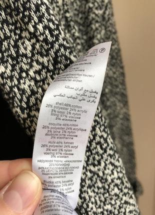 Классический пиджак прямого кроя піджак вільного крою накидка з підкладкою7 фото