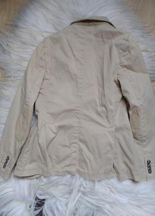 Піджак бежевий3 фото