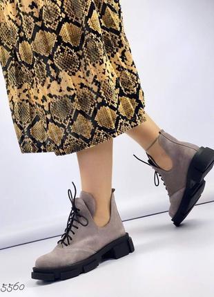 Ботинки 55602 фото