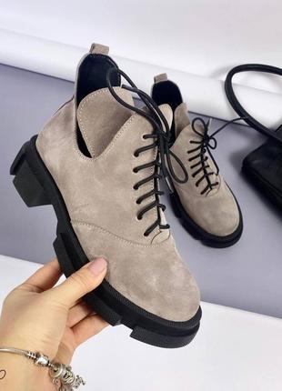Ботинки 55607 фото