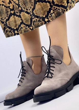Ботинки 55604 фото