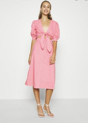 Красиве рожеве плаття na-kd1 фото