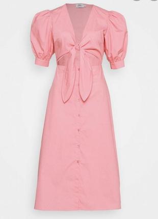 Красиве рожеве плаття na-kd3 фото