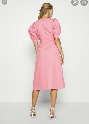 Красиве рожеве плаття na-kd2 фото