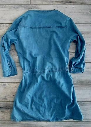 Джинсовое платье asos4 фото