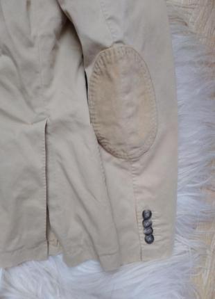 Піджак бежевий8 фото