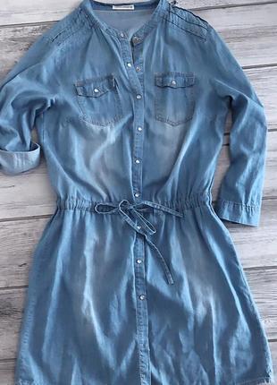 Джинсовое платье asos6 фото