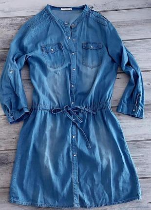 Джинсовое платье asos1 фото