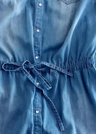 Джинсовое платье asos3 фото