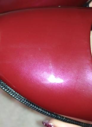 Лаковые туфли4 фото