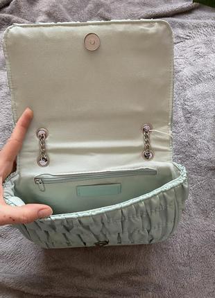 Ніжна сумочка bershka! оригінальна модель!2 фото