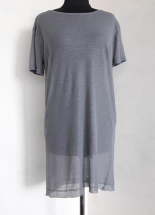 Неверятная футболка от y-3 yohji yamamoto,4(38-42), япония1 фото