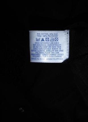 Красивая хлопковая/шелковая блузка/рубашка oasis (хлопок, шёлк)10 фото